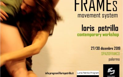 frames dance workshop Palermo