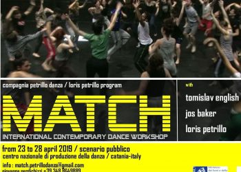 match international contemporary dance workshop 2019