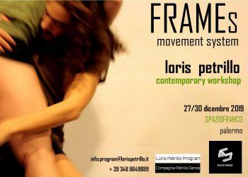 frames dance workshop Palermo