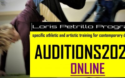 online auditions specific advanced program by compagnia petrillo danza