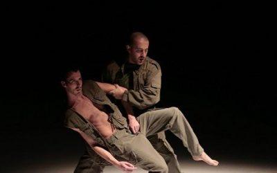 la pelle del popolo nudo danza teatro