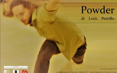 powder danza