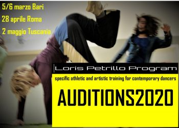 audizioni 2020 SPECIFIC corso di perfezionamento danzatori