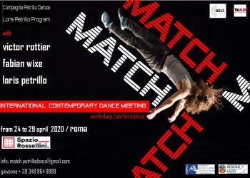 MATCH international contemporary dance meeting 2020