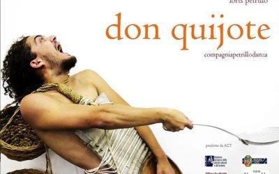 don quijote danza