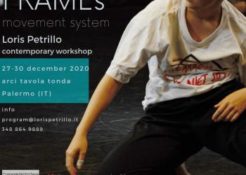 frames workshop petrillo palermo 2020